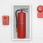 Be prepared for fire safety with all the essential tools all in one image